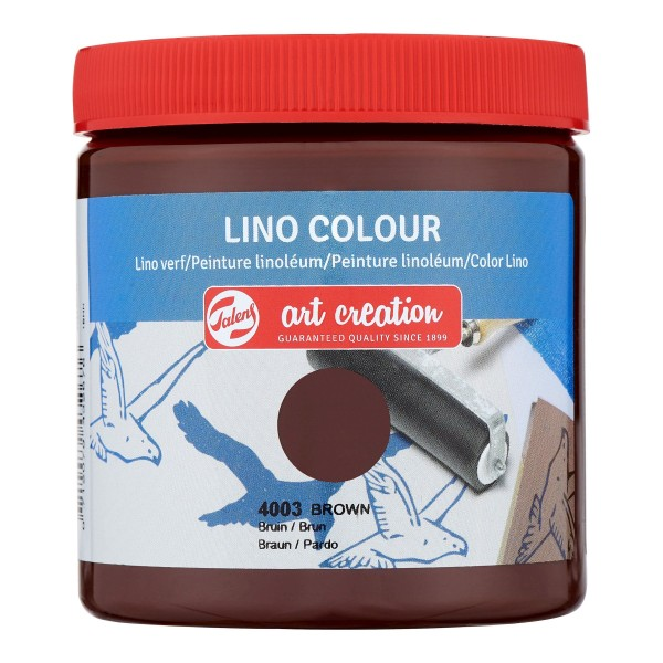 Grafikas krāsa Art Creation ''Lino Colour'' 250 ml; Brūna Nr. 4003
