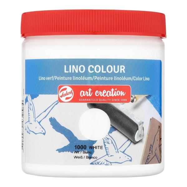 Grafikas krāsa Art Creation ''Lino Colour'' 250 ml; Baltā Nr. 1000