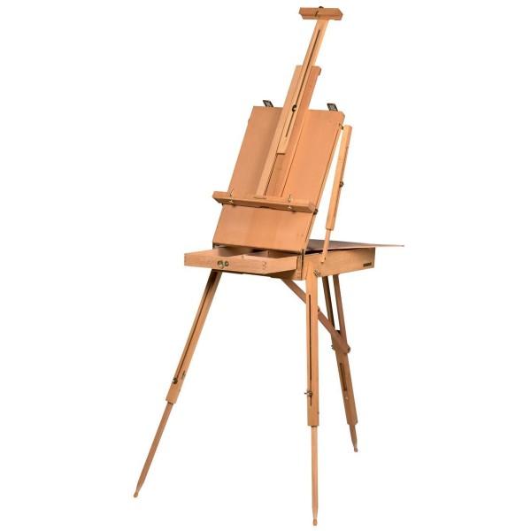 Molberts Art Creation ar skiču kasti Aurore