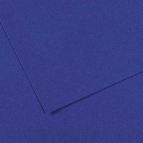 Pasteļpapīrs MT Canson A4, 590 ultramarine