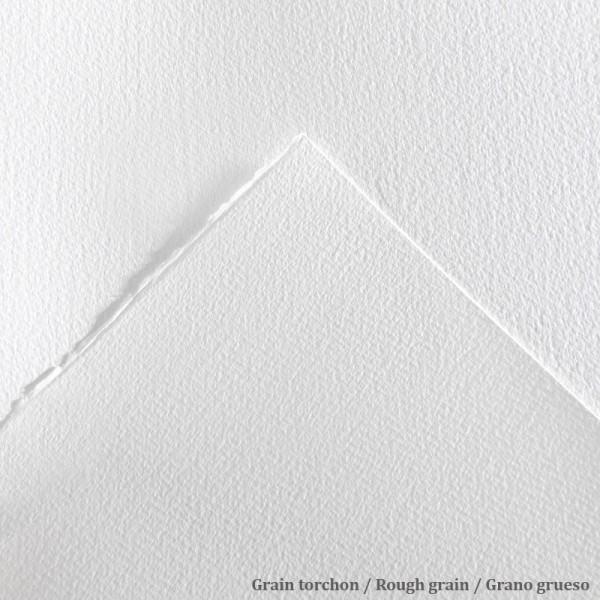 Akvareļu albums Canson ''Aquarelle'' 12,5x 18 cm; grain torchon (60 % kokvilna)
