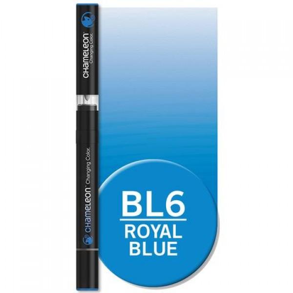 CHAMELEON marķieris - BL6; Royal Blue