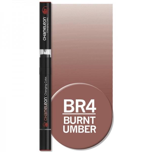 CHAMELEON marķieris - BR4; Burnt Umber