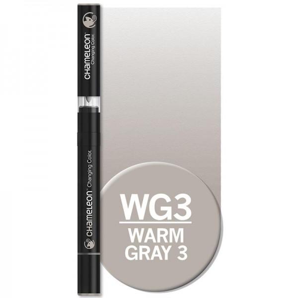 CHAMELEON marķieris - WG3; Warm Grey