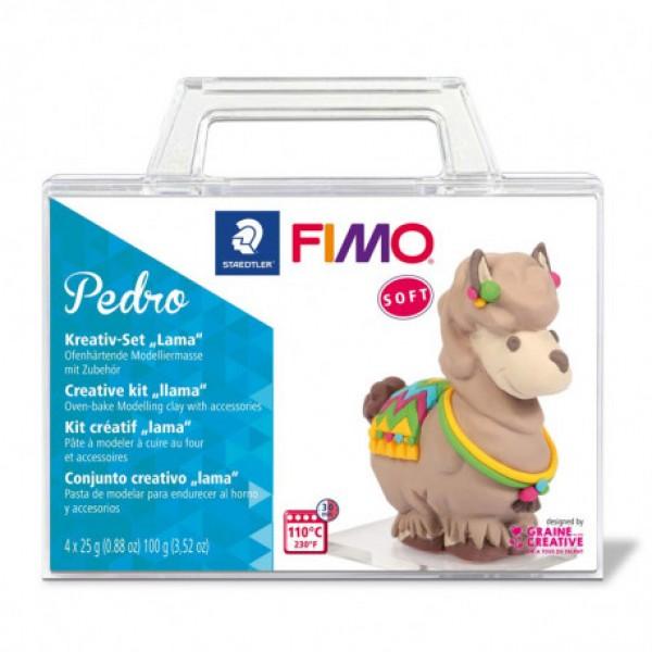 FIMO SOFT veidošanas komplekts '' Pedro''