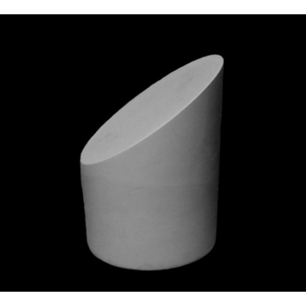 Ģipša figūra-Nošķelts cilindrs