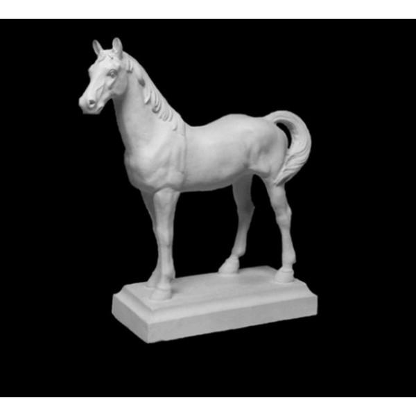 Ģipša figūra zirgs