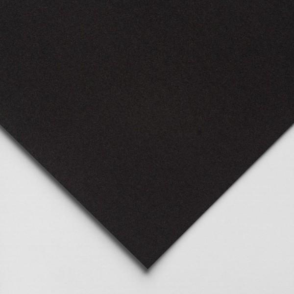 Pasteļpapīrs Hahnemuhle ''Velour'' 50x70, 260 gr/m, melns
