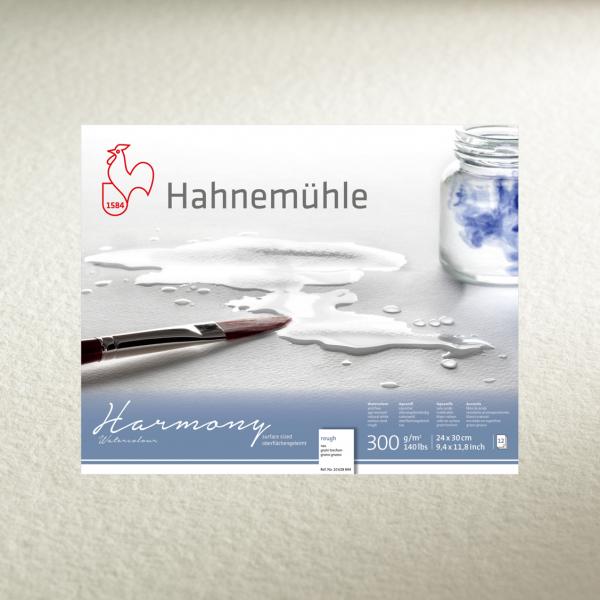 Akvareļu albums Hahnemuhle Harmony 29.7x42cm (rough)
