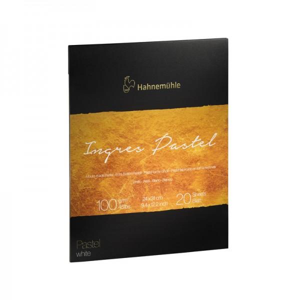 Pasteļu papīra albums Hahnemuhle The Collection Ingres 24x31 cm, 20 loksnes
