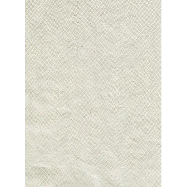 Nepālas papīrs  A4 ar sudraba krāsas  čūskas rakstu