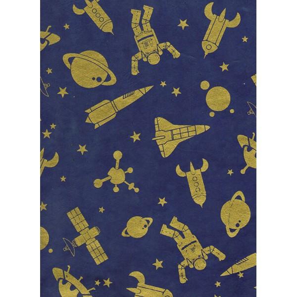 Nepālas papīrs  A4  Kosmoss