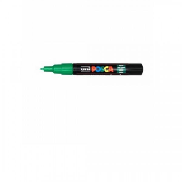 POSCA marķieris PC-1M dark green 6