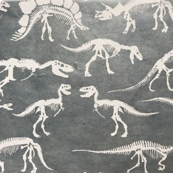 Nepālas papīrs  A4 Dinozauri