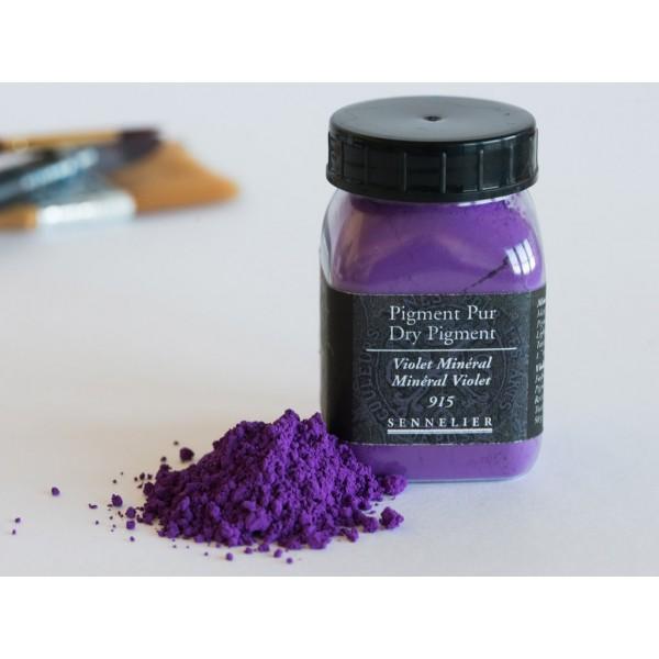 Sausais pigments Sennelier 50gr Mineral Violet  915