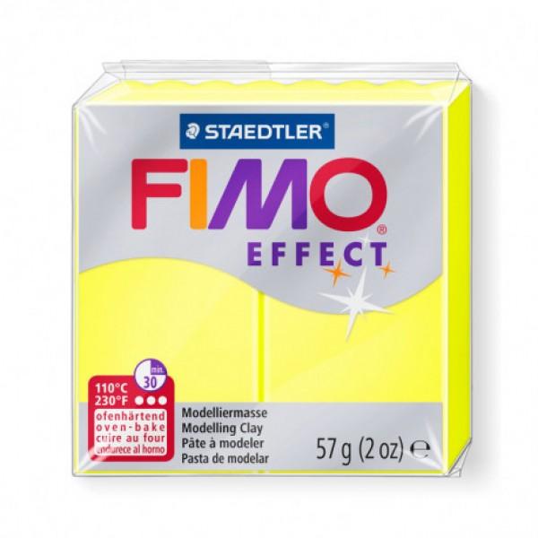 Polimērmāls FIMO Neona dzeltens 101
