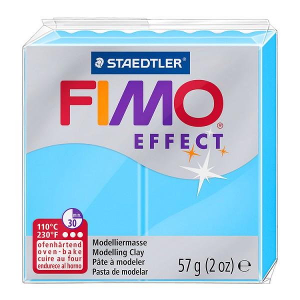 Polimērmāls FIMO Neona zila 301