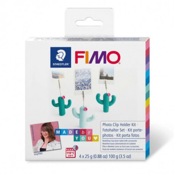 Fimo Soft komplekts Made by You 8025 DIY1