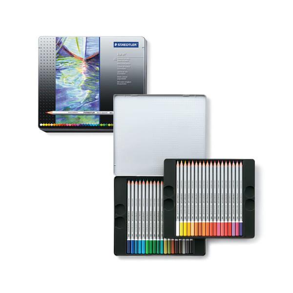 Akvareļzīmuļi Karat Aquarell , 36 krāsas