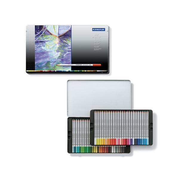 Akvareļzīmuļi Karat Aquarell , 60 krāsas