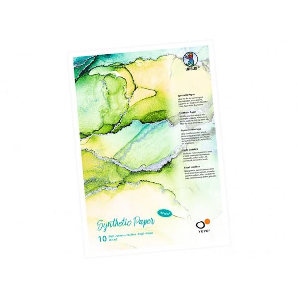 Sintētiskā papīra albums Ursus Yupo  A3 ; 192 g/m 10 lapas