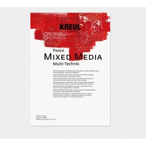 Albums Mix-Media C. Kreul A4