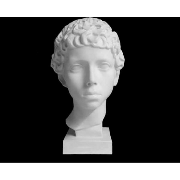 Ģipša figūra Libyan Boy