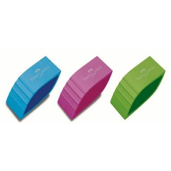 Dzēšgumija vilnītis PVC-Free Faber-Castell