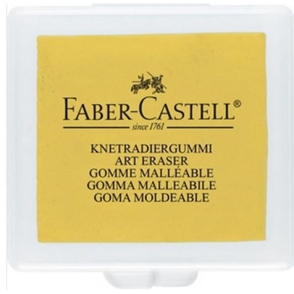 Dzēšgumija mīcāmā, krāsainā Faber-Castell