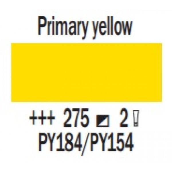 COBRA ūdenī šķīstoša eļļas krāsa 40ml, primāri dzeltena 275
