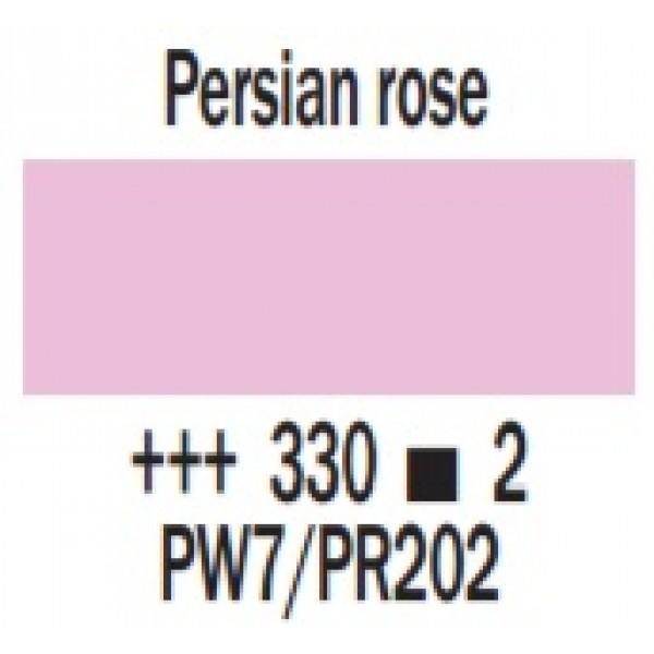 COBRA ūdenī šķīstoša eļļas krāsa 40ml, persiešu rozā 330
