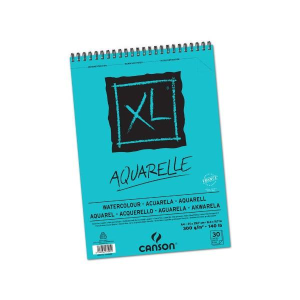 Akvareļu albums XL, A4