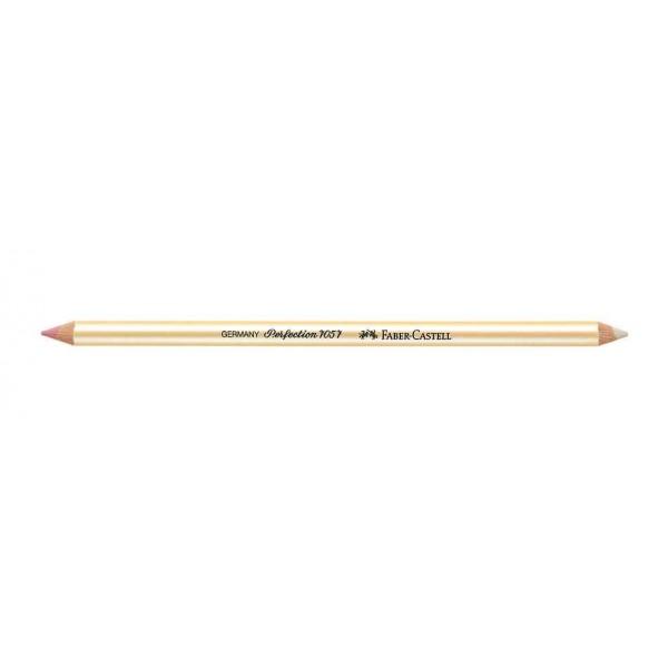 """Dzēšgumija zīmulis """"Perfection 7057"""" - mīksta + cieta"""