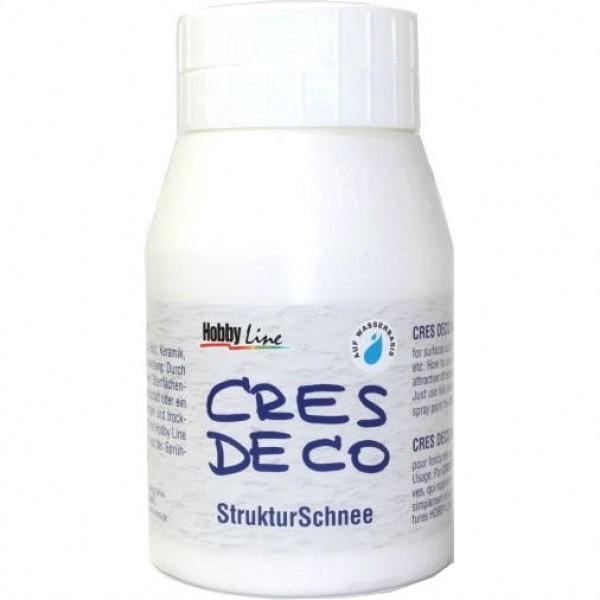 Struktūrpasta ar sniedziņa efektu CresDeco, 500ml