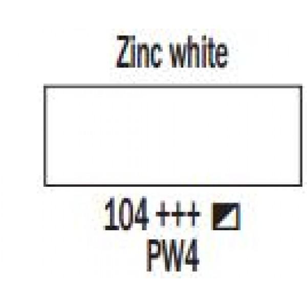 Art Creation eļļas krāsa 200ml  - Zinc white 104
