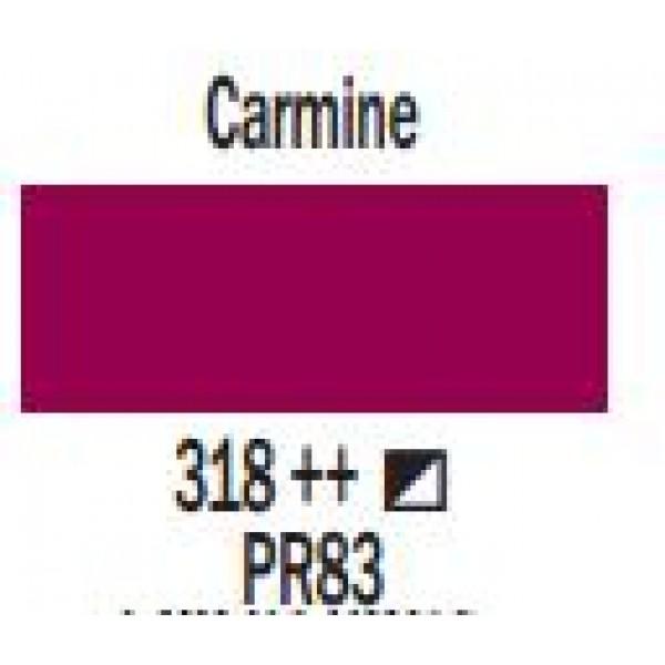 Art Creation eļļas krāsa 200ml  - Carmine 318