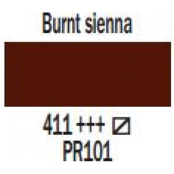 Art Creation eļļas krāsa 200ml  - Burnt sienna 411