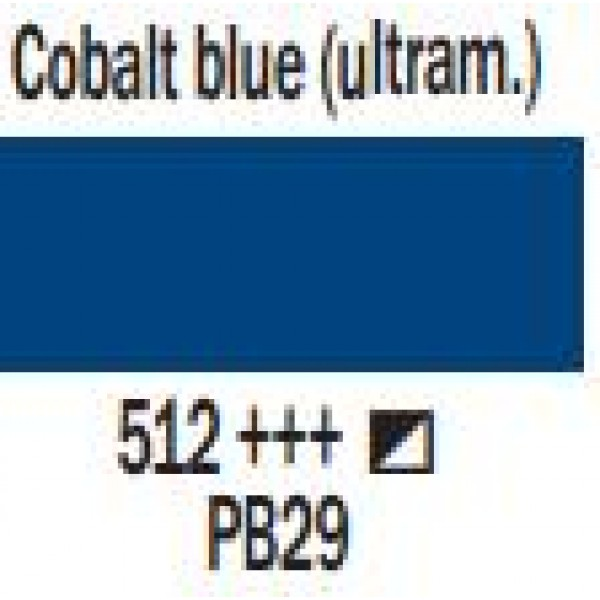 Art Creation eļļas krāsa 200ml  - Cobalt blue (ultram.) 512