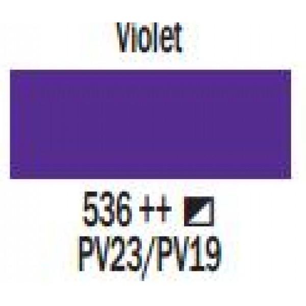 Art Creation eļļas krāsa 200ml  - Violet 536