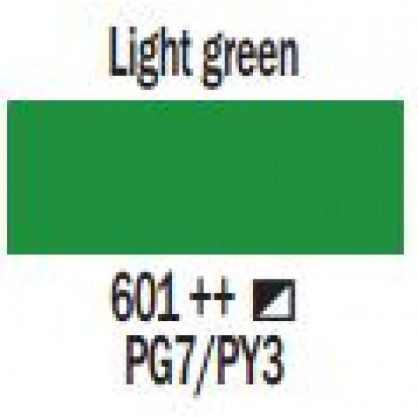 Art Creation eļļas krāsa 200ml  - Light green 601