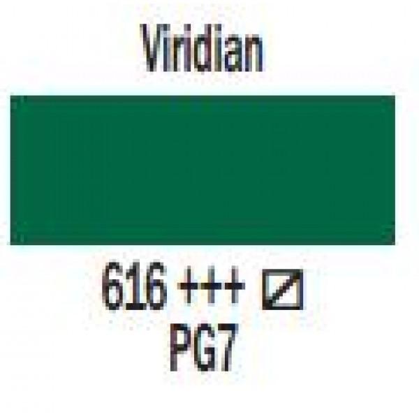 Art Creation eļļas krāsa 200ml  - Viridian 616