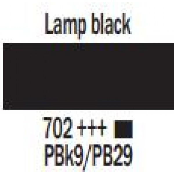 Art Creation eļļas krāsa 200ml  - Lamp black 702