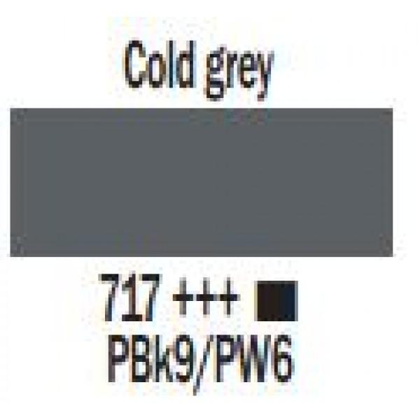Art Creation eļļas krāsa 200ml  - Cold grey 717