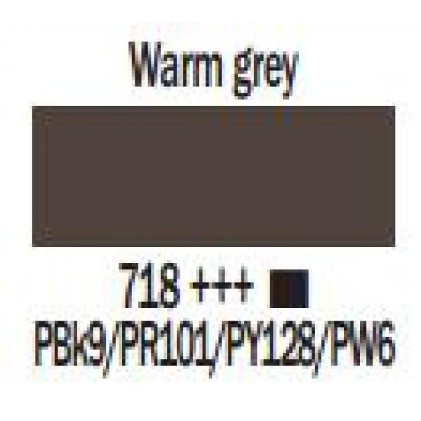 Art Creation eļļas krāsa 200ml  - Warm grey 718