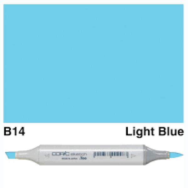 Alkohola bāzes marķieris Copic Sketch- B14