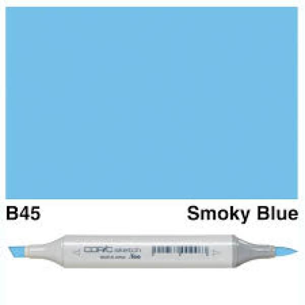 Alkohola bāzes marķieris Copic Sketch- B45