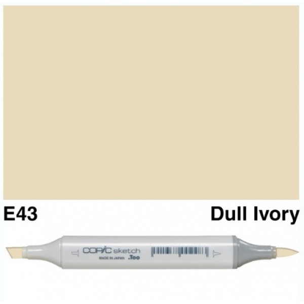 Alkohola bāzes marķieris Copic Sketch- E43