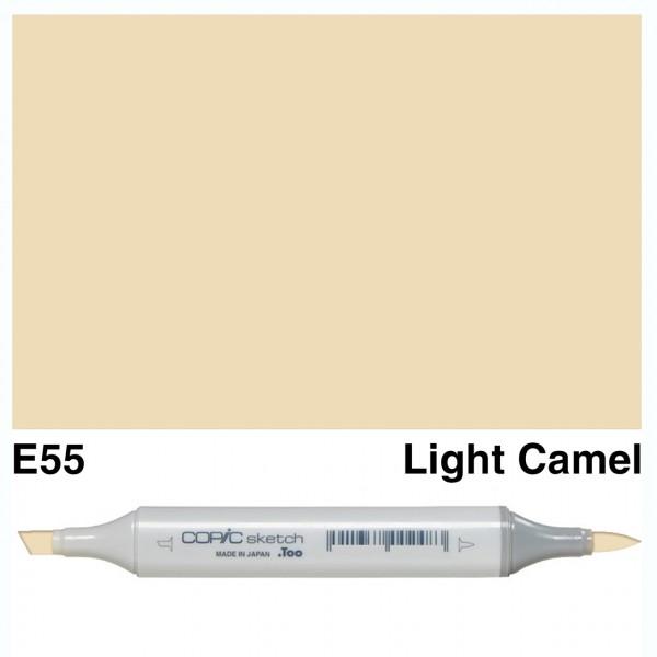 Alkohola bāzes marķieris Copic Sketch- E55
