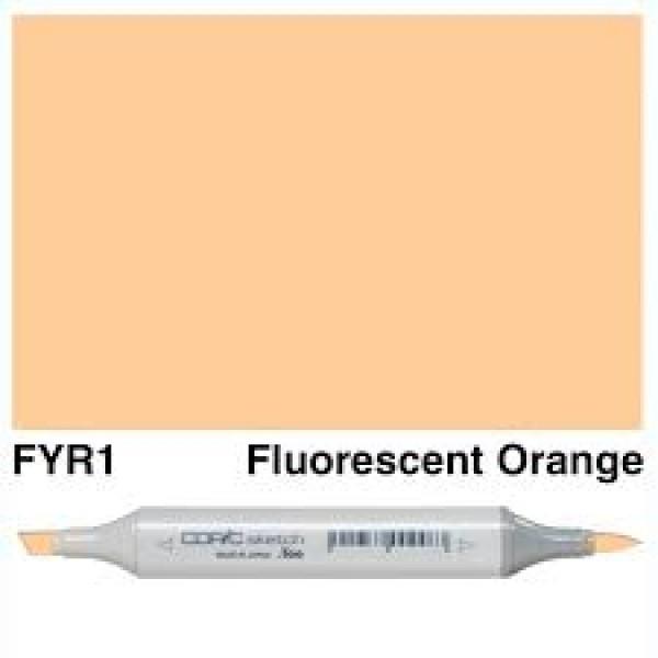 Alkohola bāzes marķieris Copic Sketch- FYR1