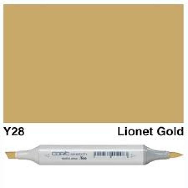 Alkohola bāzes marķieris Copic Sketch- Y28